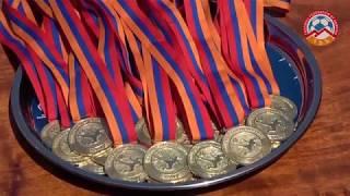 «Երևան Լ.Հ.» թիմը պարգևատրվեց ոսկե մեդալներով և գավաթով