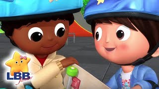 Playground Sharing Song   Little Baby Bum Junior   Kids Songs   LBB Junior   Songs for Kids