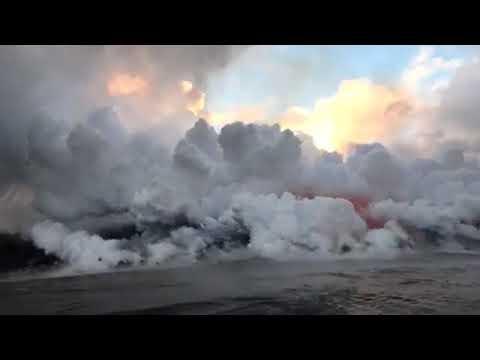 Xxx Mp4 Hawaii Volcanic Lava Flow Reaches Ocean 3gp Sex
