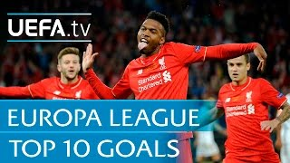 Top ten 2015/16 UEFA Europa League goals