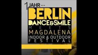 A.N.A.L. @ 1 Jahr Dance & Smile meets Magdalena MALZFABRIK -Berlin- (09.08.2014)