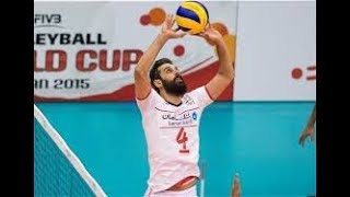 back pipe from back set by Saied Marouf | Deceptive set | Iran vs Frnace|