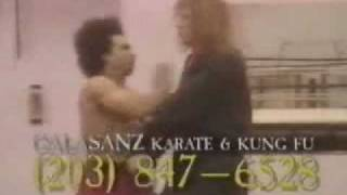 KARATE KUNG FU KICKBOXING CHINESE BOING BEST TECHNQIEUS BEST COMMERCIALS