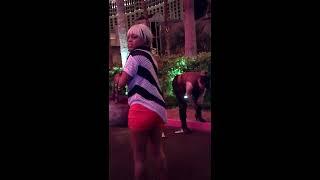 Hoe fights on the las Vegas strip part 2