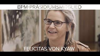 Interview Mit Felicitas Von Kyaw