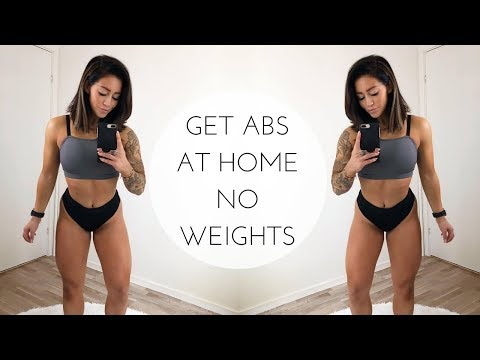 Xxx Mp4 ABS AT HOME WORKOUT TOP 10 EXERCISES NO WEIGHTS NEEDED 3gp Sex