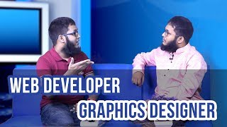 Career Guidelines : How to be a Web Developer or Graphics Designer (Bangla)