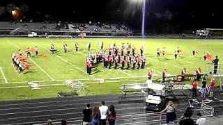 9 21 2012 Leto High School Band Leto vs  Armwood Half Time Show WsTM87F3sUw
