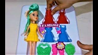 العاب تلبيس بنات : لعبة تلبيس عرايس : فستان بلاستيك : العاب بنات فقط : العاب عبير