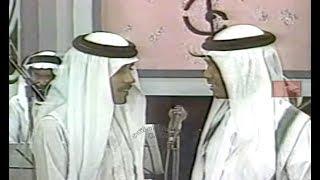 محمد عبده يراهن على صوت الفنان : حسين قريش بتقديمه له في أغنية : تحبني - جدة 1983