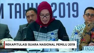 Ini Angka Kemenangan Jokowi - Ma'ruf Dari KPU