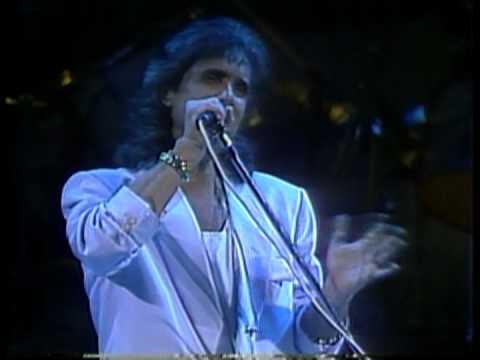 Festival de Viña 1989 Roberto Carlos Un Gato en la Oscuridad