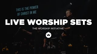 Psalms Live Worship Set