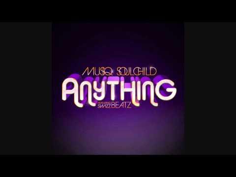 Musiq Soulchild - Anything ft. Swizz Beatz & Jamal Batiste (Jam-All Drum cover!)