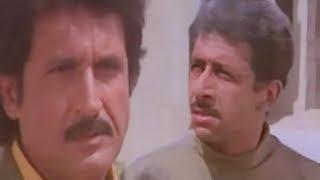 Naseeruddin Shah & Ajay Devgan takes Revenge with Kiran Kumar | Bedardi - Action Scene 13/14 (k)