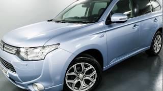 Mitsubishi Outlander 2.0 PHEV GX4h 4x4 5dr @First4Car