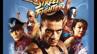 Street Fighter(1994) Audio Commentary/Rant