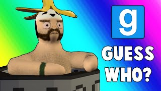 Gmod Guess Who Funny Moments - Stardew Valley Map! (Garry