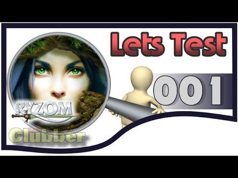 Eigene Skills bauen - Saga of Ryzom 1/5 ★ MMORPG ★ Let's Test - Ryzom Gameplay #014