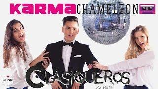 Clasiqueros - Karma Chameleon - Video Oficial (cover)