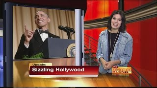 Sizzling Hollywood - White House Correspondents Dinner