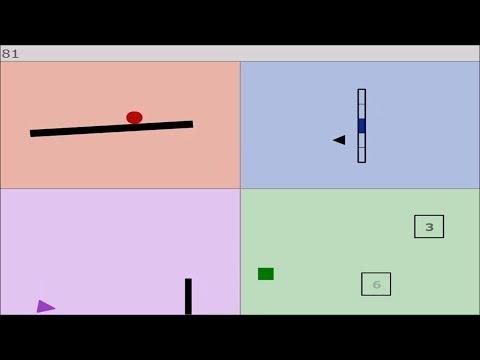 小遊戲|多工處理(Multitask)