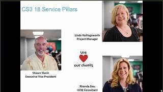 SmartTalks: 18 Service Pillars. Knowledge. Value. Trust.