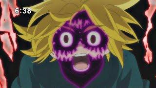 Meliodas control his demon form - Nanatsu no Taizai: Imashime no Fukkatsu AMV