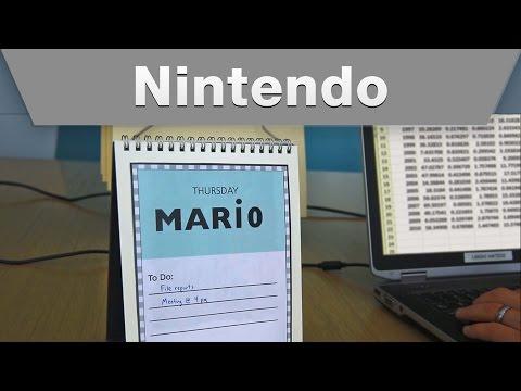 Celebrate Mar. 10 Mario Day