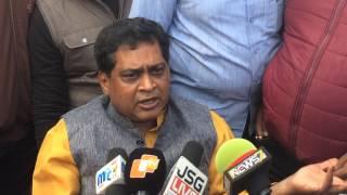 JSGLIVE.IN - Jharsuguda MLA Naba Kishore Das's Interview