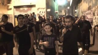 يوسف الرومي بموكب عزاء مأتم الحاج عباس | 19 رمضان 1434هـ
