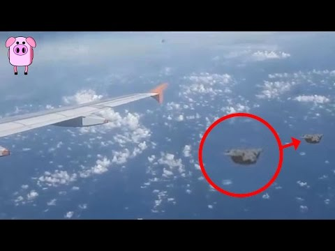 10 Jaw Dropping UFO Sightings Caught On Camera