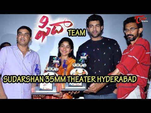 Xxx Mp4 Fidaa Team Sudarshan 35mm Theater Hyderabad Varun Tej Sai Pallavi 3gp Sex