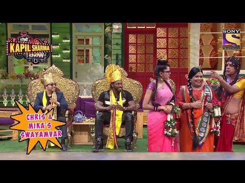 Xxx Mp4 Chris Gayle Mika Singh S Swayamvar The Kapil Sharma Show 3gp Sex