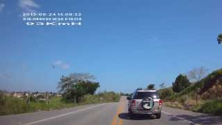 VIAGEM DE CARRO NORDESTE/SP( BR-101, CIDADE DE ITAGIMIRIM-BAHIA SENTIDO EUNÁPOLIS-BA) 24 PARTE !!