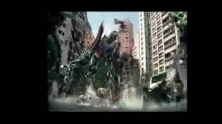 Transformers  Age Of Extinction  Skillet - Awake and Alive