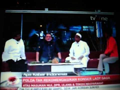 Habib Salim FPI Ruhut Sitompul KH Ali Mustafa Yaqub 2