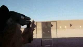 Serbu Super Shorty 5 shots @ 5 Yards