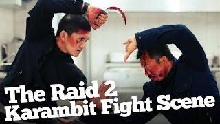 [BEST!] The Raid 2 Karambit Fight Scene