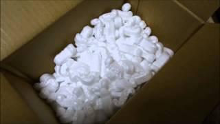ASMR Sounds : 34  asupacsarasara Cushioning material (Binaural)