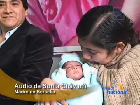 Bebé nació con menos de 5 meses