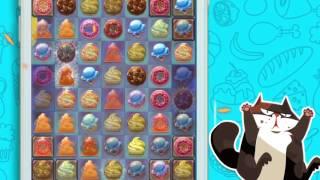 Candy Cake Crush Sugar Smash Trailer [2017]