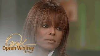 Janet Jackson on Halftime Show Controversy in Rare Oprah Interview | The Oprah Winfrey Show | OWN