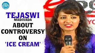 Tejaswi Madivada Clarifies The Controversy on 'Ice Cream' Nude Scene - Heroine Tejaswi Interview