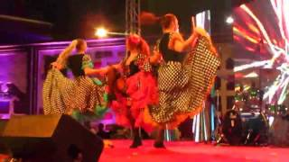 International Can Can Dancer