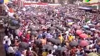 21 July TMC - Mamata's Rally.  ২১ শের সভায় দিল্লী দখলের ডাক মমতার।
