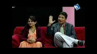 Jeevan Saathi Dipak Raj Giri and Menka Giri- Himalaya TV