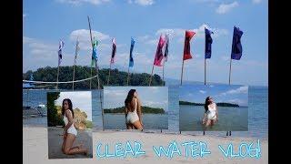 CLEAR WATER BEACH + MT. SAMAT VLOG | Hanna Rioteta | Philippines