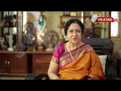 Actress Venniradai Nirmala recalls her nostalgic memories