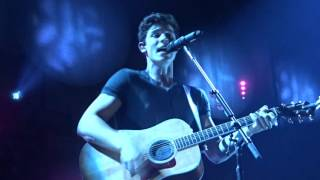 Shawn Mendes - Aftertaste [Live in Amsterdam]